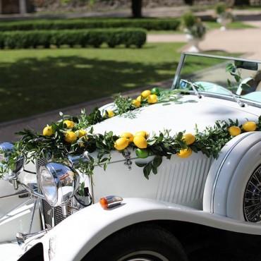 Mašīnu dekorācijas